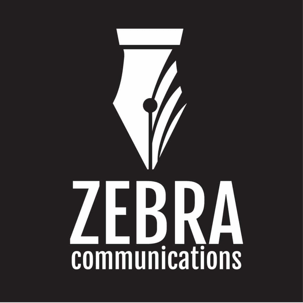 ZebraComm Black Background